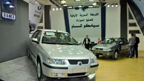 النظام يبرم اتفاقا ًمع إيران لإعادة تشغيل شركة (سيامكو) للسيارات