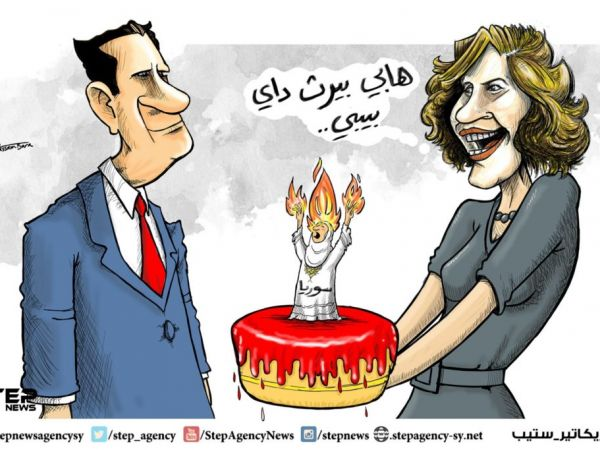 هل وقع ماهر الأسد بين فكي أسماء وشقيقه بشار ؟