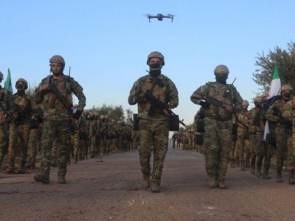 صحيفة: تركيا تجهّز 35 ألف عسكري للمشاركة في عملية عسكرية شمال سوريا