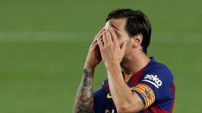 ميسي يصب جام غضبه على حكم مباراة باراجواي