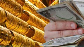 انهيار كبير بالليرة السورية والذهب يحلق عالياً في تداولات اليوم الأحد