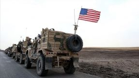 American forces enter a shipment of weapons from Iraq to northern Syria