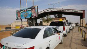 Daraa rebels control the international road with Jordan