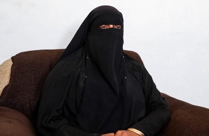 """زوجة """"أبو حسام البريطاني"""" تطالب """"تحرير الشام"""" بالإفراج عنه"""