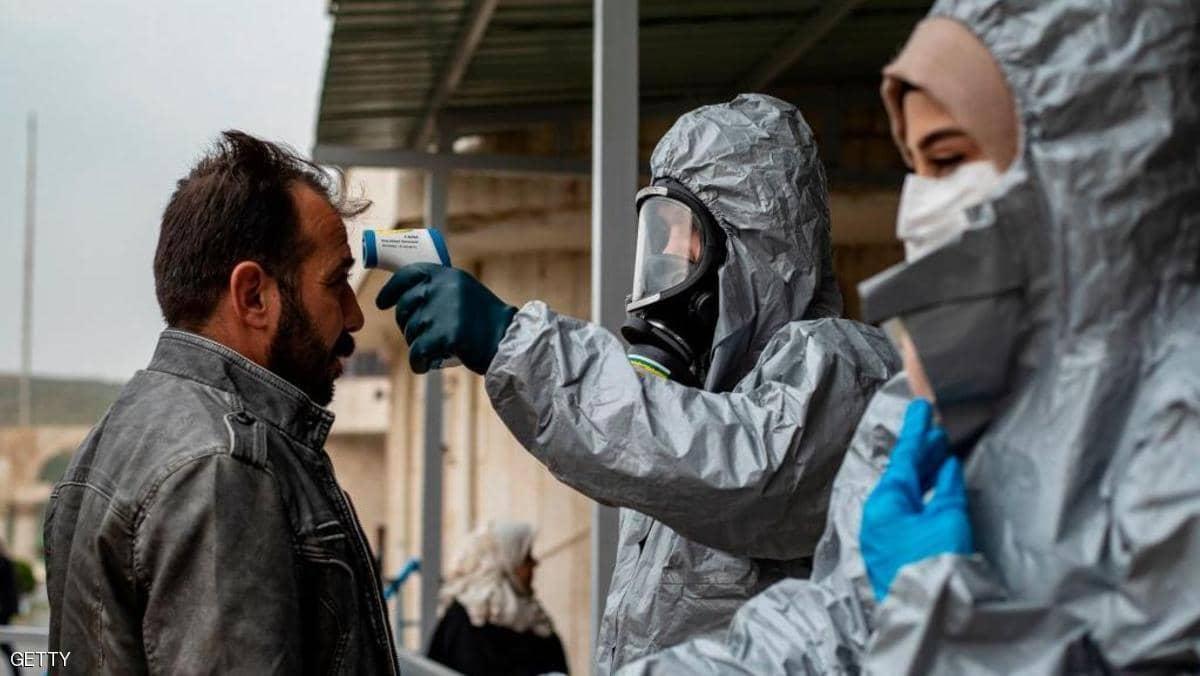سوريا تسجل أعلى معدلات  يومية في إصابات ووفيات كورونا