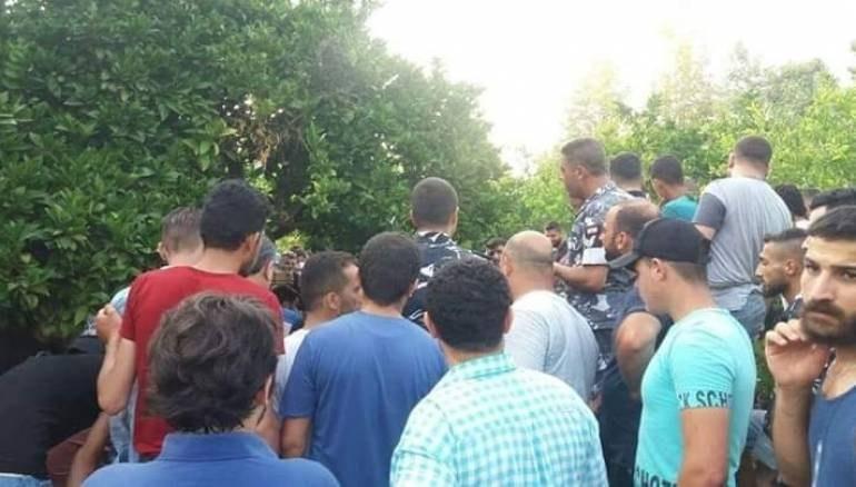 وفاة خمسة لاجئين سوريين اختناقا في لبنان