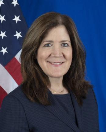السفيرة الأمريكية تهدد رئيس الحكومة اللبنانية ..والرئيس غاضب
