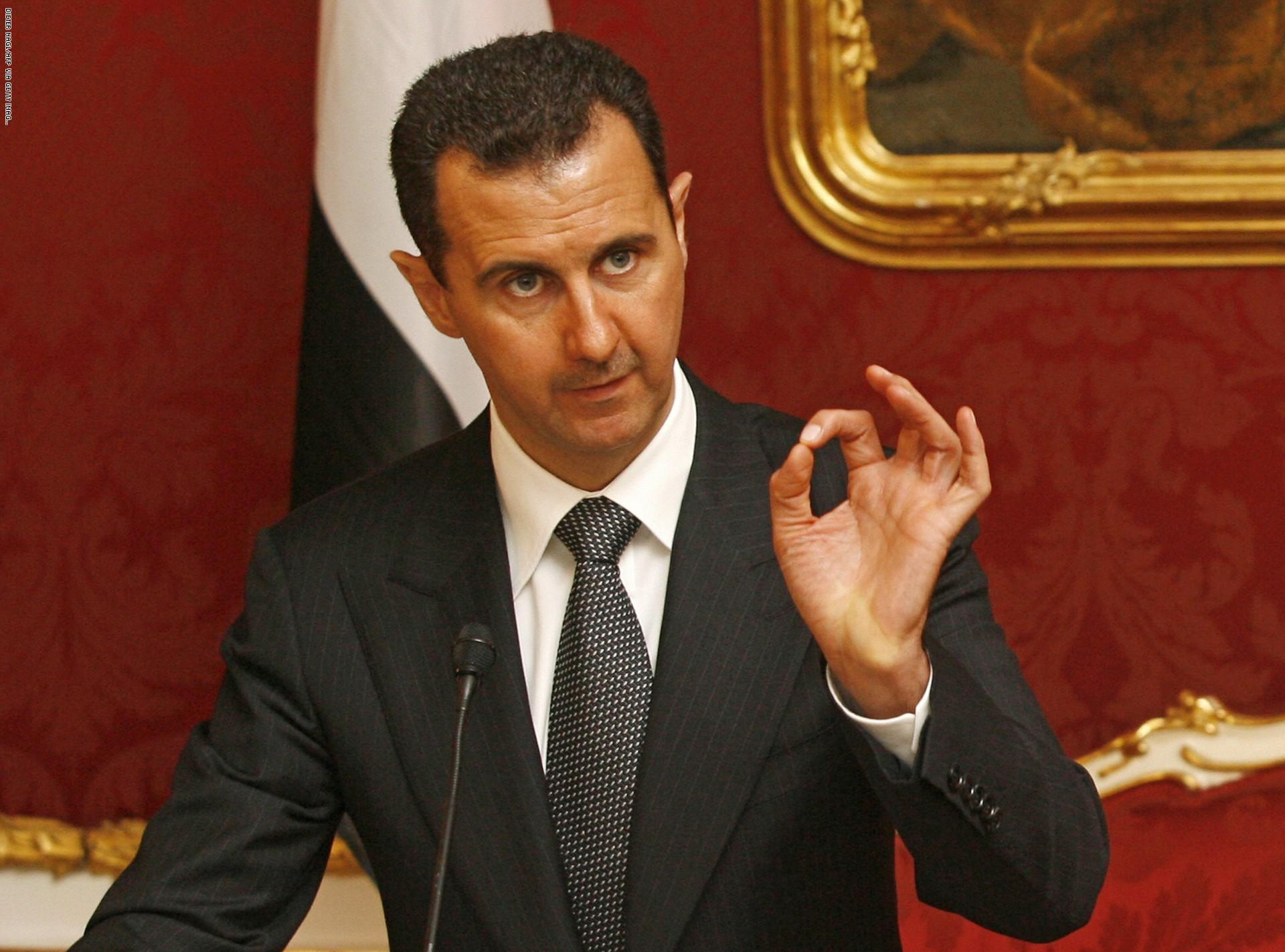 في دراسة قدمها ...باحث سوري في موسكو يؤكد حتمية رحيل بشار الأسد