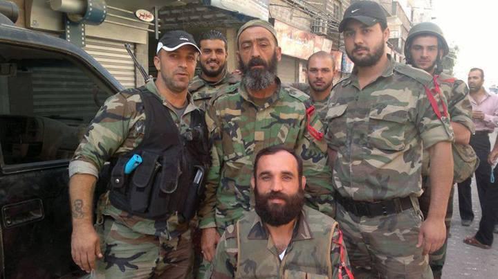 مواجهات عنيفة في دمشق  بين استخبارات النظام وعناصر الدفاع الوطني