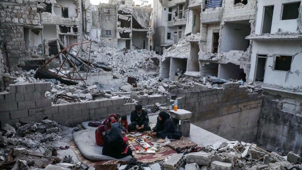 الأمم المتحدة : روسيا ونظام الأسد ارتكبا  جرائم حرب في إدلب