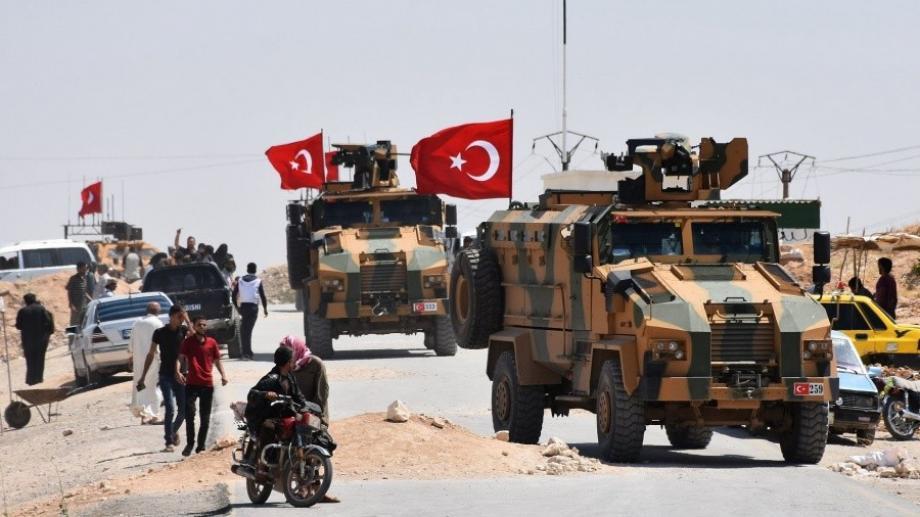 تركيا  تؤكد استمرار عملياتها العسكرية  في شمال سوريا
