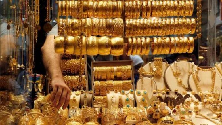 أسعار الذهب في مناطق النظام  ترتفع من جديد وأجور الصياغة تنخفض