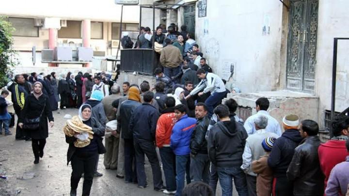سوريا تواجه نقصا حادا في مادة الخبز