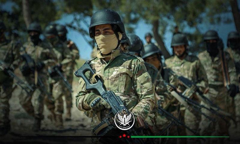 """""""الجبهة الوطنية للتحرير""""  تدعو  المدنيين إلى الابتعاد عن  نقاط التماس مع النظام"""