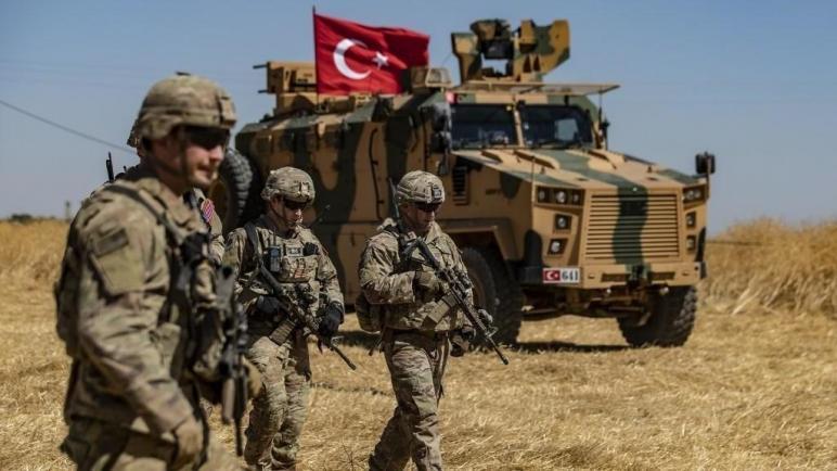 """""""الدفاع التركية"""" تنفذ  عملية أمنية ناجحة  داخل الأراضي السورية"""