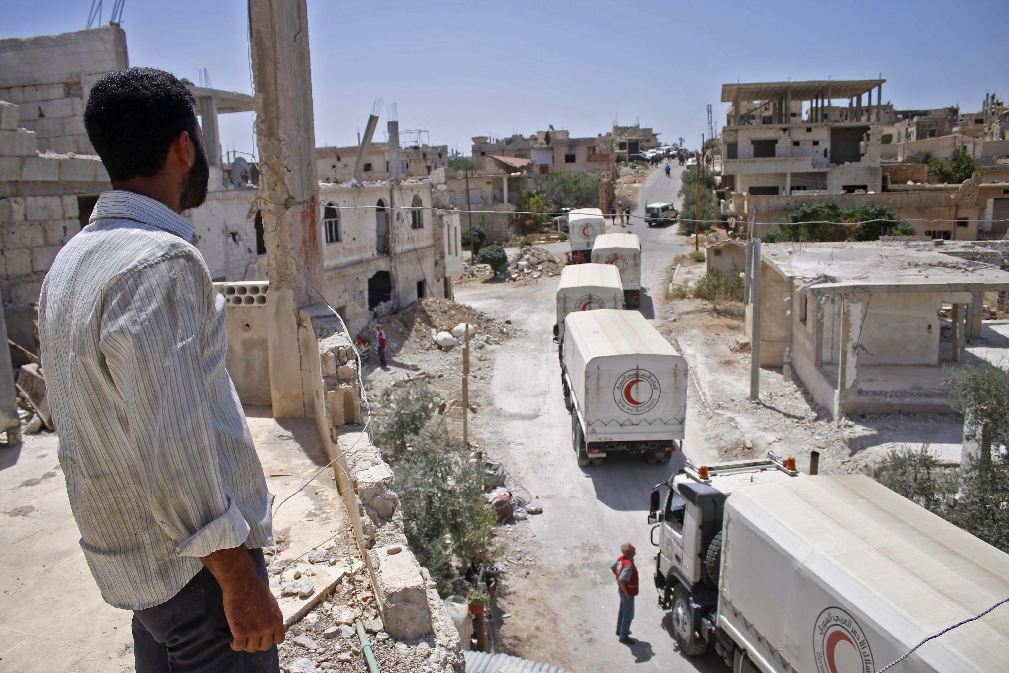 احتمال خفض المساعدات الأممية يلقي بظلاله السوداوية على  ادلب وحلب