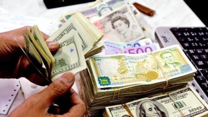 تراجع في أسعار العملات و الذهب  في سوريا  اليوم السبت