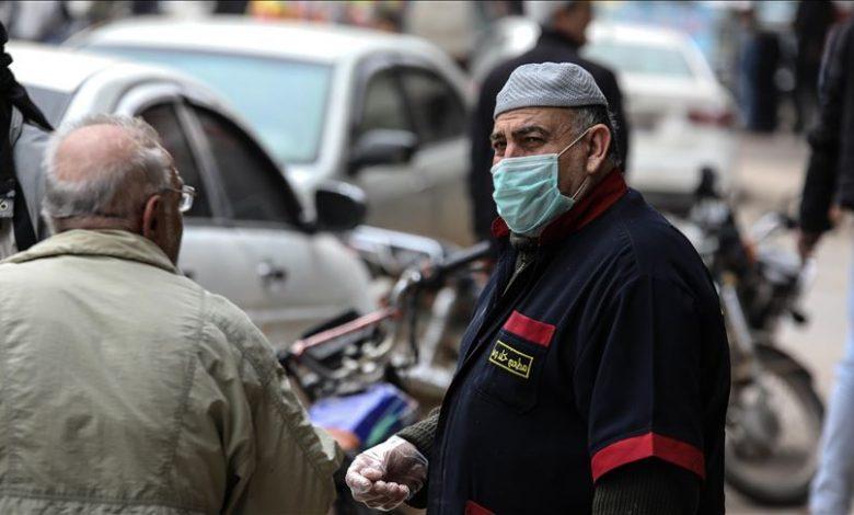تسجيل  394 إصابة بفيروس كورونا في سوريا معظمها في دمشق
