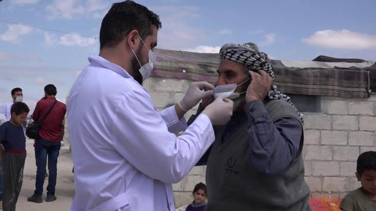 ارتفاع عدد الإصابات بفيروس كورونا في ريف إدلب