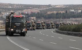 وصول ارتال عسكرية تركية جديدة إلى ادلب شمال غرب سوريا