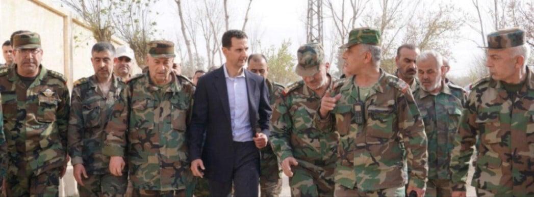 """""""بتهمة الخيانة واستغلال المنصب"""" بشار الأسد يفتك بمزيد من ضباطه"""