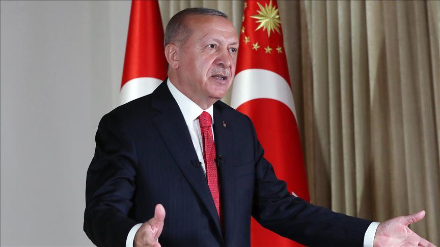 أردوغان: تركيا ستصبح  ضمن 4 دول رائدة عالميا في الطائرات المسيّرة