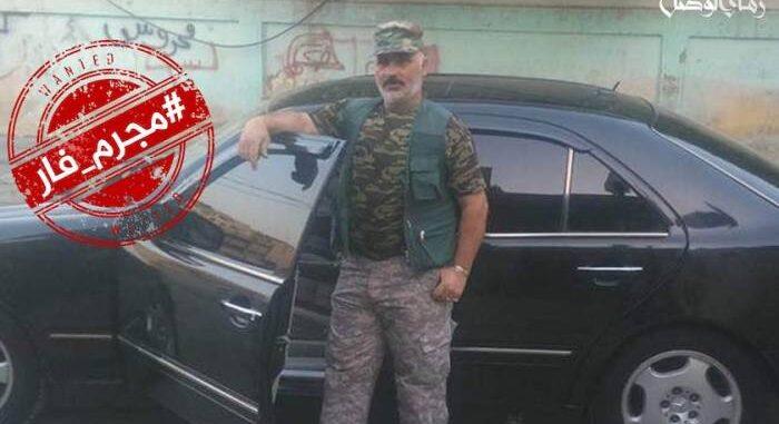 """مصادر:""""سفاح اليرموك"""" الفار إلى ألمانيا استهدف المدنيين بقذيفة (ار بي جي)"""