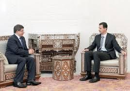 داوود أوغلو يكشف ما دار بينه وبين بشار الأسد في آخر لقاء