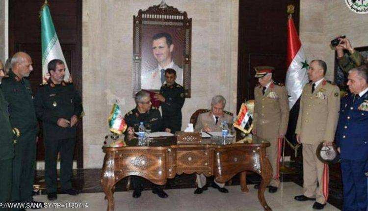 الخارجية الإيرانية : التعاون مع الأسد سيستمر أكثر فأكثر