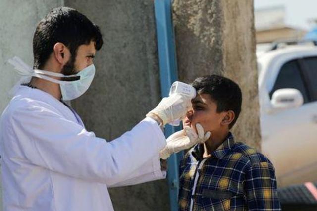 صدور الإحصائية الجديدة لعدد الحالات المصابة بكورونا في الشمال السوري
