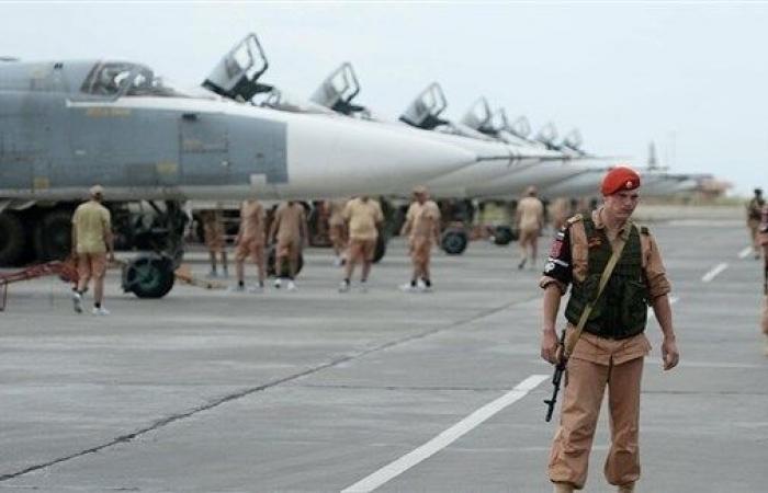 هجوم يستهدف قاعدة حميميم الروسية في سوريا