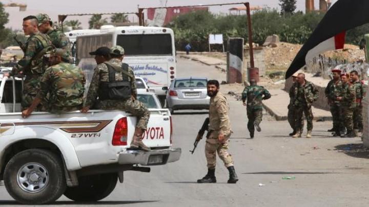 درعا تسجل 415 عملية ومحاولة اغتيال بعد سيطرة النظام عليها قبل نحو عامين