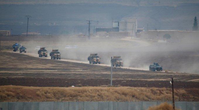 تركيا تعلق على استهداف الدورية المشتركة في ريف إدلب
