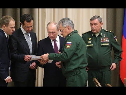 صحيفة أمريكية: بوتين ينفذ خطة لصالح الأسد بإغلاق معابر المساعدات