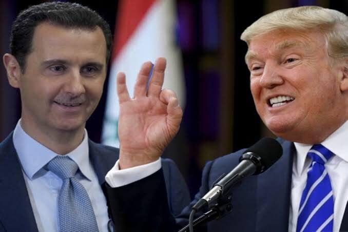 تصريح أمريكي عن انهيار نظام بشار الأسد