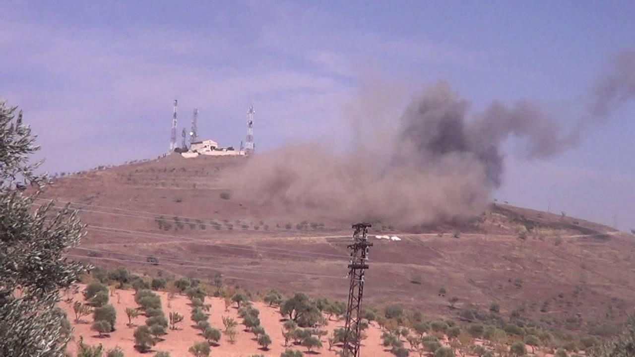 قوات النظام تجدد قصفها المكثف على مناطق ضمن جبل الزاوية