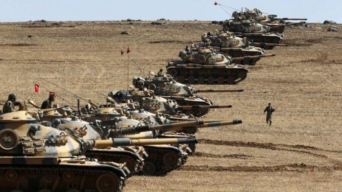 تعزيزات تركية كبيرة تصل إلى ادلب شمال غرب سوريا