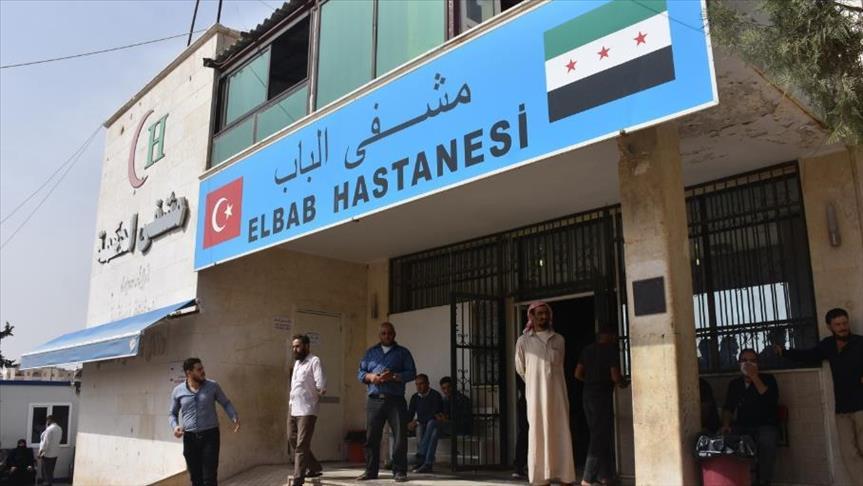 تسجيل أول إصابة بفيروس كورونا في مدينة الباب شرق حلب