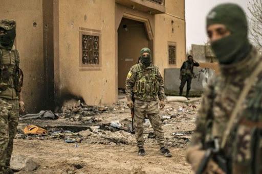 """""""قسد"""" تطلق المرحلة الثانية للقضاء على خلايا تنظيم """"داعش"""" في  ريف دير الزور"""