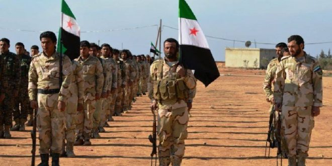 بينها تحرير الشام.. جسم عسكري موحد يضم كافة فصائل المعارضة في الشمال السوري