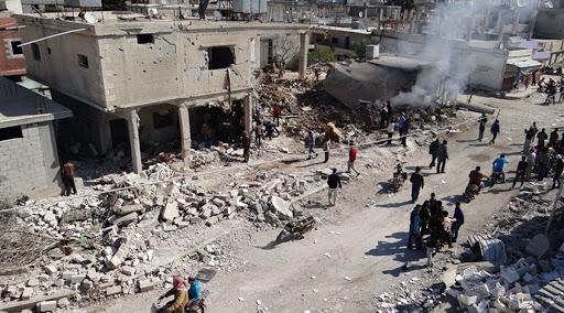 """شبكة حقوقية: استخدام روسيا والصين لحق الفيتو"""" 16""""مرة  تسبب في قتل ربع مليون سوري"""