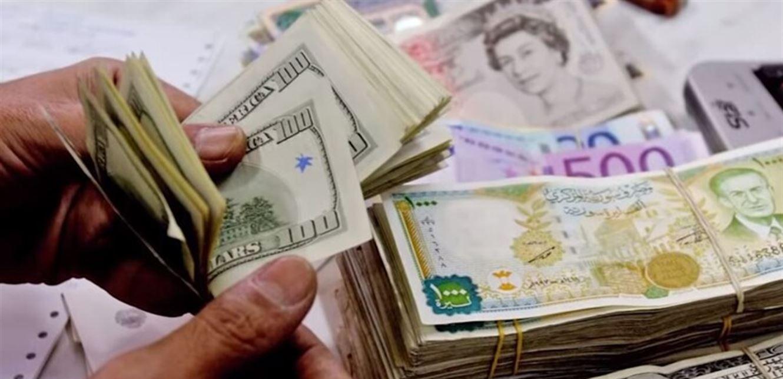 تراجع جديد لأسعار العملات والذهب  في سوريا  اليوم السبت
