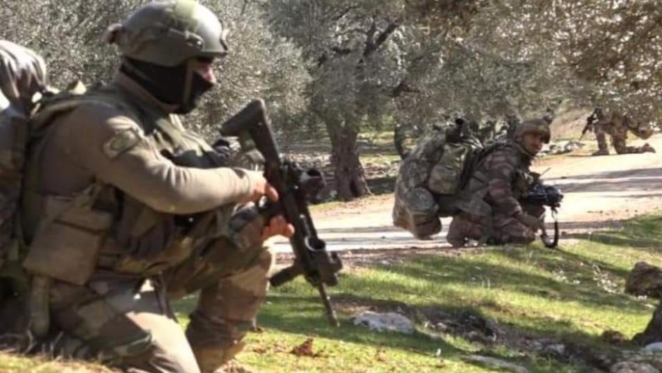تركيا تعلن إلقاء القبض على 6 عناصر من قسد شمال سوريا