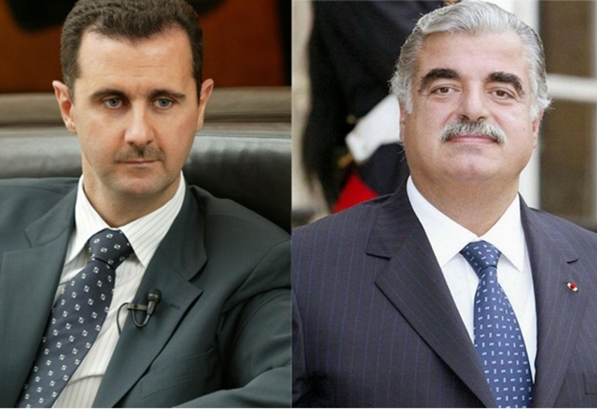 موقع أمريكي يكشف دور نظام الأسد في اغتيال رفيق الحريري