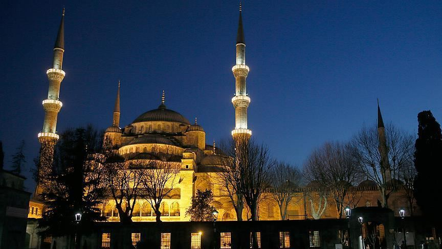 آية قرآنية وصورة لمسجد تركي تتسببان في أزمة في السعودية
