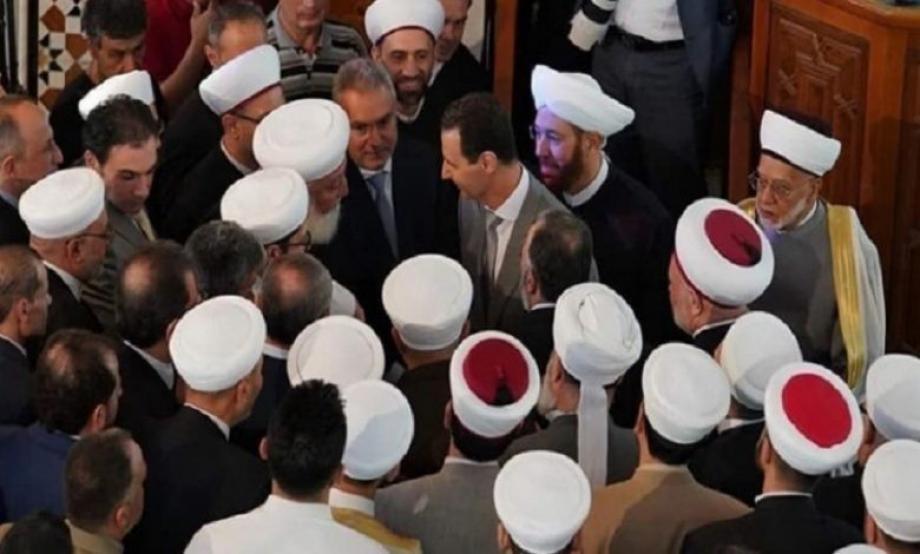 لغز يحيّر السوريين ...  وفاة أكثر  من  8  شيوخ وأئمة  في  العاصمة دمشق خلال أسبوع واحد