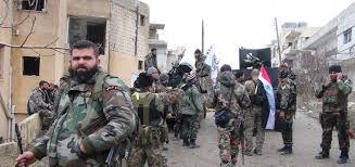"""مواجهات مسلحة  بين مخابرات النظام السوري وميليشيا """"حزب الله"""" في دير الزور"""