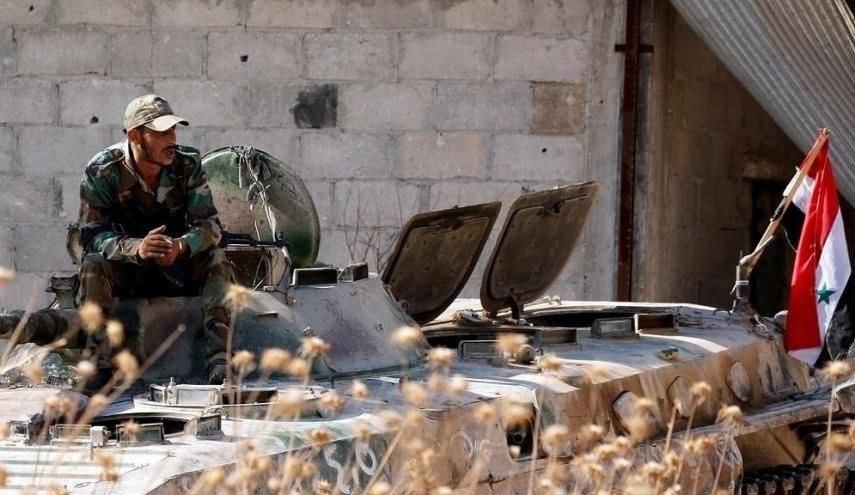 """""""سرايا قاسيون"""" تتبنى اغتيال عنصرين في """"أمن الدولة"""" وسط دمشق"""