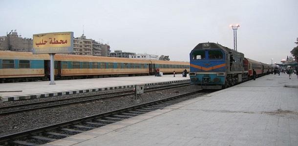 العثور على جثتي طفلين على سكة قطار في حلب