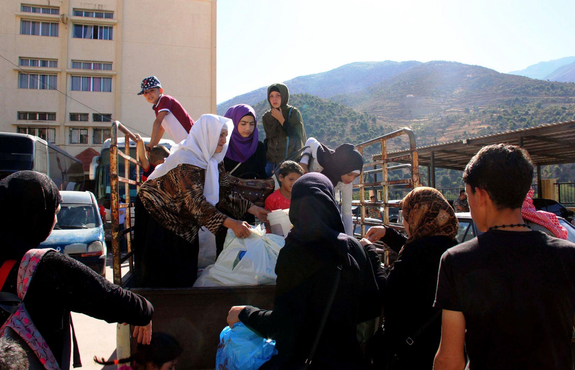 بتنسيق مع النظام.. الحكومة اللبنانية تقر خطة لإعادة اللاجئين السوريين